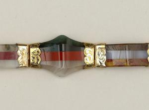 Bracelet (Scotland), ca. 1870