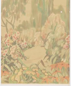 Scenic - Panel, Valencia, 1930–40
