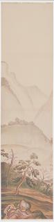 Scenic - Panel, Magic Mountains, 1930–40