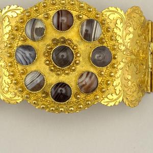 Bracelet (France), ca. 1820–40