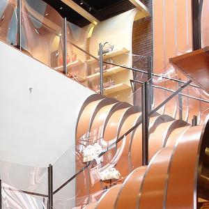 Longchamp Store, 2004–2006