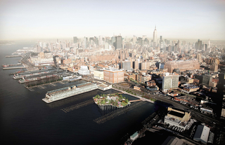 Pier55, 2014–2018 (anticipated completion date)