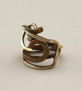 Ring, 1950s