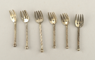 fork Miniature
