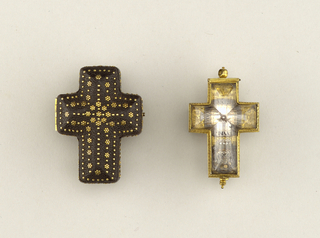 Cruciform watch Watch, 17th century