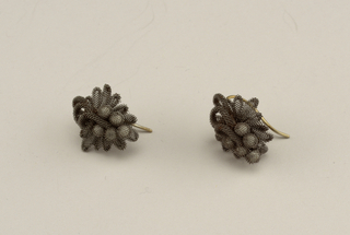 Earring (France), ca. 1830