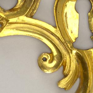 Rococo scroll