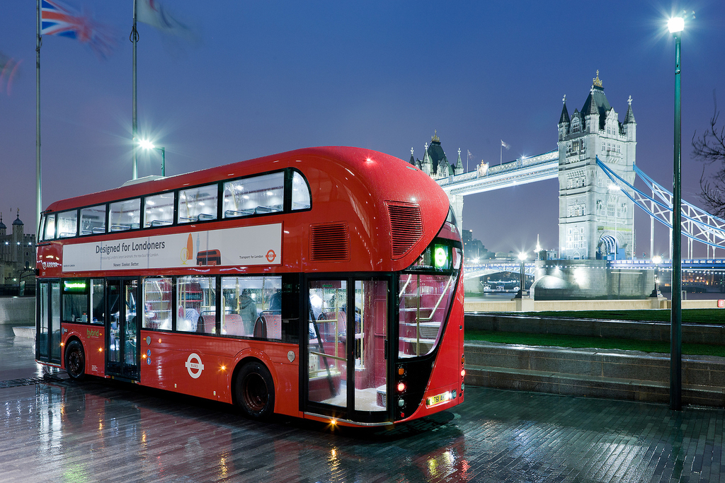 New Bus For London, 2010–2012