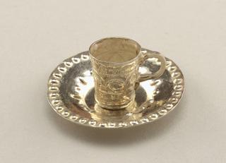 saucer Miniature