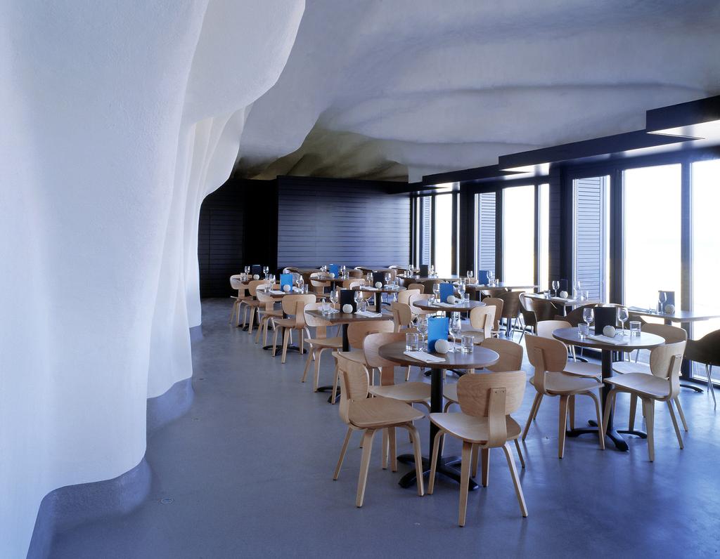East Beach Café, 2005–2007