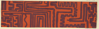 Drawing, Textile Design: Passion