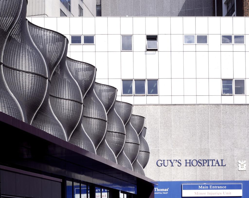 Guys Hospital, 2004–2007