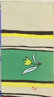 Drawing, Textile Design: Limanova