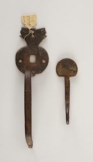 Key handle