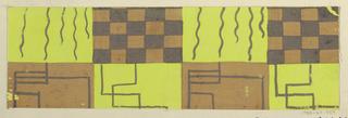 Drawing, Textile Design: Sylvester