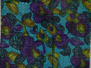 A floral pattern.  [4434-M]