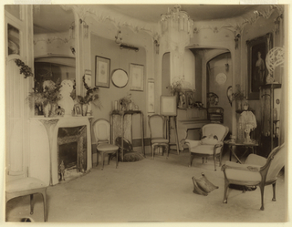 Photograph, House of Hector Guimard