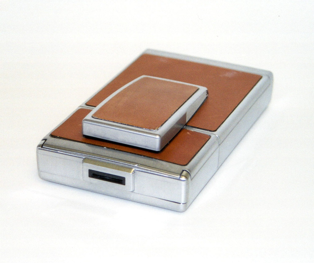 SX-70 Camera And Case