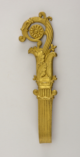 Curtain Tieback (France), ca. 1820–30