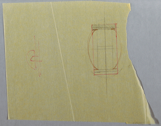 Drawing, Switch detail studies