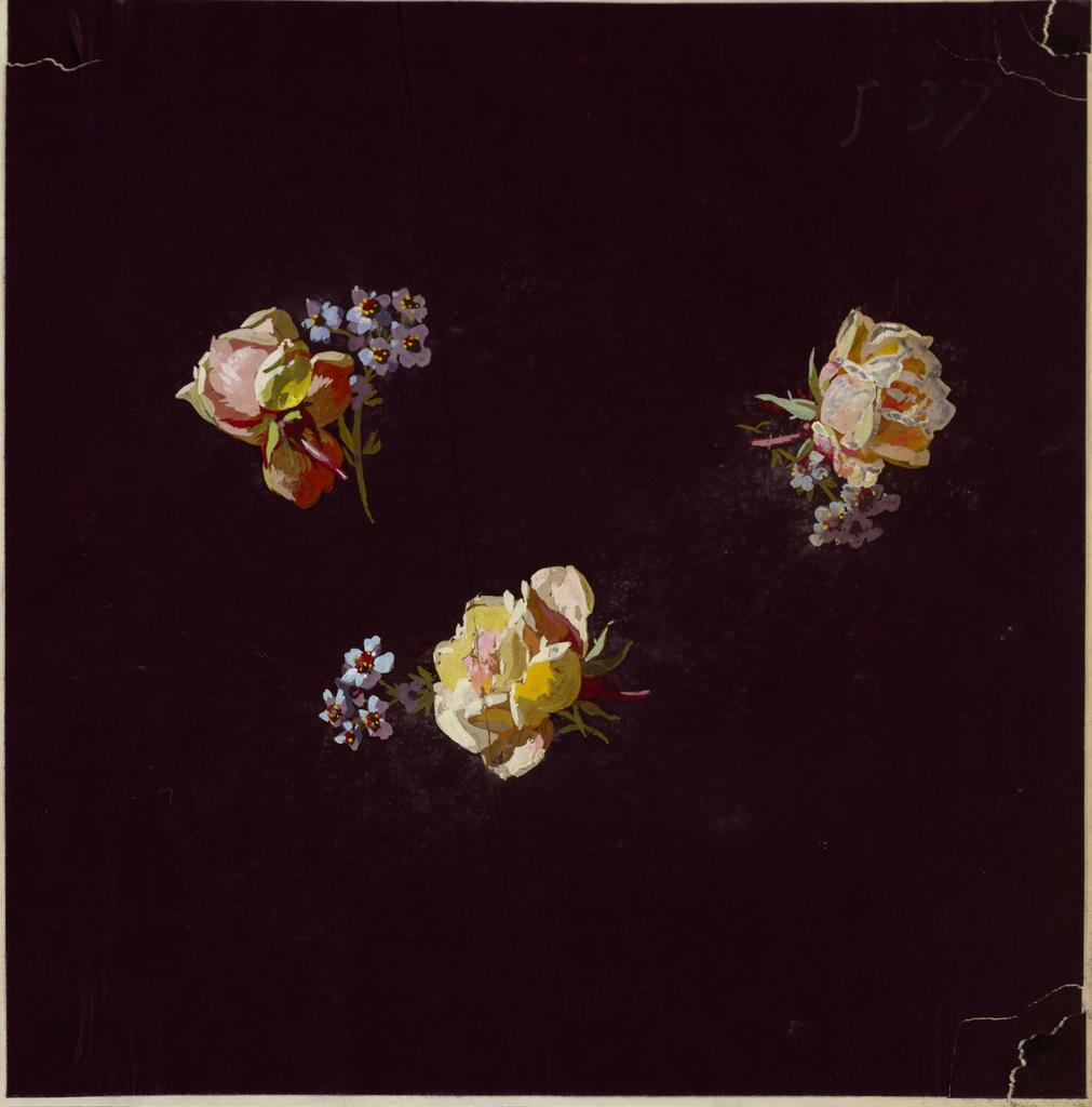 "Drawing, from ""Saint Germain - Volumes 1 & 2"""