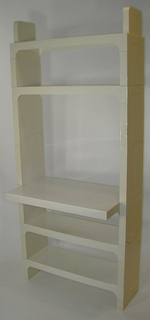 Bookcase And Desk (Italy)