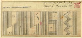 Drawing, Textile Design: Nuance