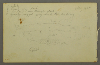 Verso: Caterpillar
