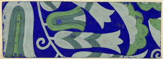 Drawing, Textile Design: Bavaria