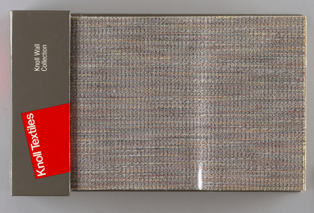 Sample Book, Knoll Wall Collection
