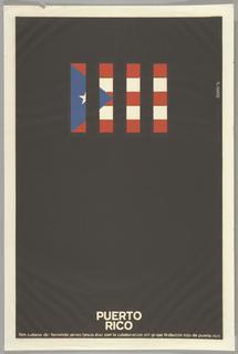 Poster, Puerto Rico