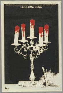 Poster, La última cena (The Last Supper)