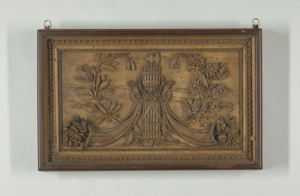 Panel, Framed (France), ca. 1790