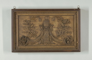 Panel, Framed (France), ca. 1790