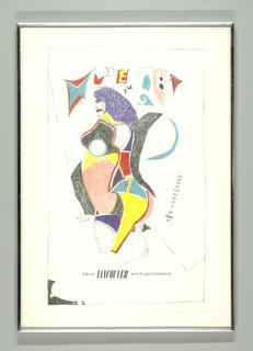 Poster, Nude Art/Nov(ember)