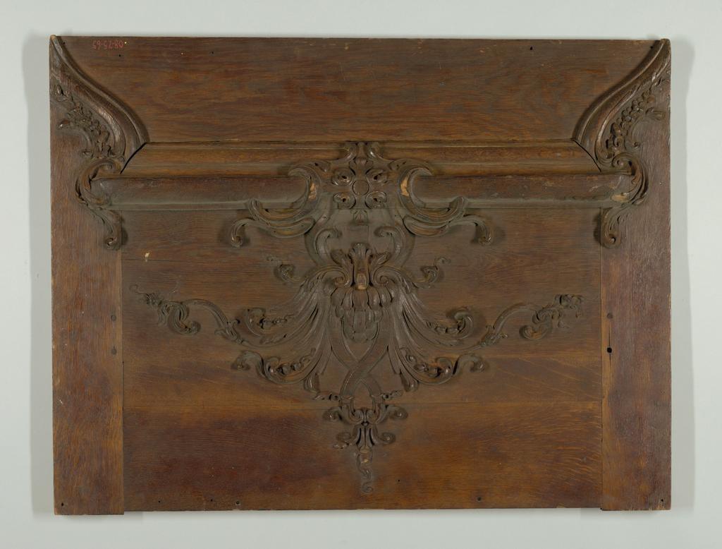 Panel, Overdoor