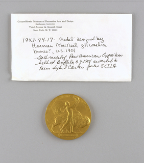 Medal (USA), 1901