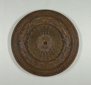 Medallion, Ceiling