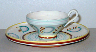 Cup And Saucer (Germany)