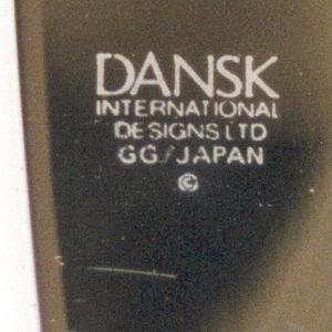 """Axis"" Knife, 1989–90"