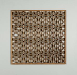 Panel, Lattice