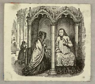 Print (France), ca. 1840