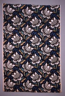 Textile, Osterglocken (Narcissus)