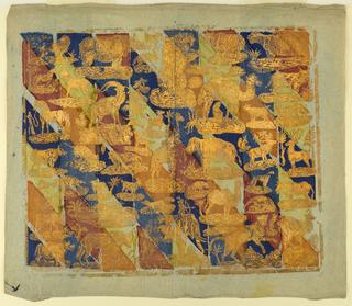 Print, Book Paper: Exotic Animal, 1750–65