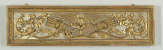 Panel (France), ca. 1780