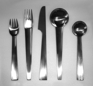 Chromatics Spoon, designed 1970, marketed 1971–73