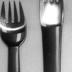 Chromatics Spoon, designed 1970, marketed 1971–73