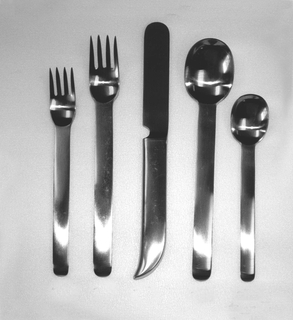 Iona Fork, designed 1979, marketed  from 1980