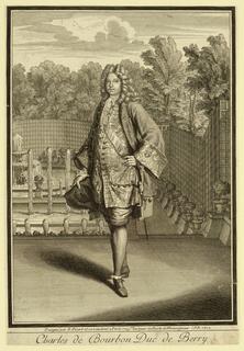 Print, Charles de Bourbon