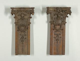 Fragment, Pilaster (France)